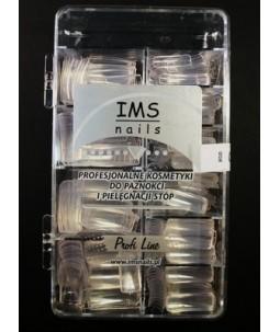 Tipsy IMS krystaliczne 120 szt. z krótką kieszonką w pudełku