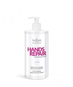 HANDS REPAIR Nawilżający sorbet do dłoni i paznokci 500 ml