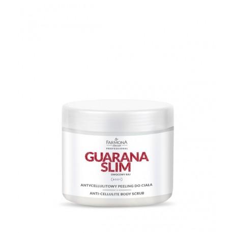 Farmona Guarana Slim Antycellulitowy Peeling Cukrowy Do Ciała Z Liczi 600g