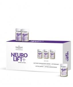 Aktywny koncentrat dermo-liftingujący 10x5 ml