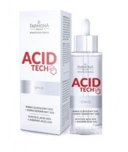 Acid Tech Kwas glikolowy 50% + szikimowy 10%