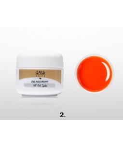 Żel IMS kolorowy /COLOR GEL 5ml nr 2 Orange