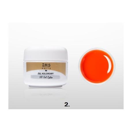 Żel IMS kolorowy /COLOR GEL 5ml nr 2 Orange