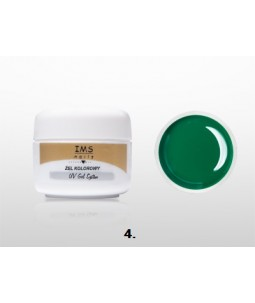 Żel IMS kolorowy /COLOR GEL 5ml nr 4 Green