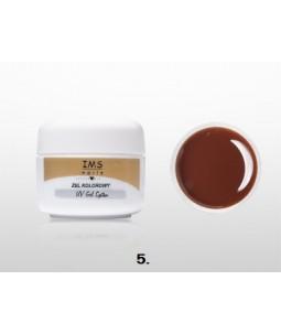 Żel IMS kolorowy /COLOR GEL 5ml nr 5 Brown