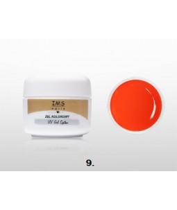 Żel kolorowy IMS/COLOR GEL 5 ml nr 9  Orange Luminous
