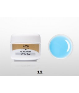 Żel IMS kolorowy/COLOR GEL 5 ml nr 12 Pastel Blue