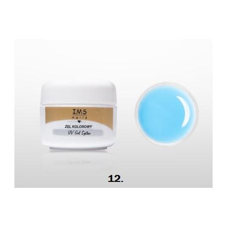 Żel IMS kolorowy/COLOR GEL 5 ml nr 12 Pastel Blue