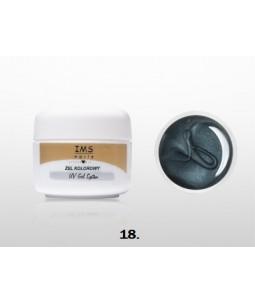 Żel IMS kolorowy/COLOR GEL 5 ml nr 18 Silver Pearl