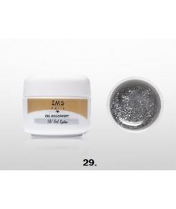 Żel IMS kolorowy/COLOR GEL 5 ml nr 29 Silver Glitter
