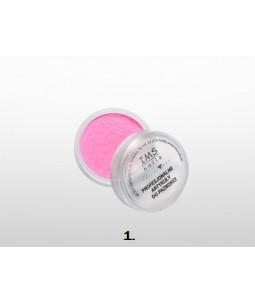 Puder akrylowy IMS kolor 10 ml nr 1 Neon Pink