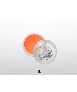 Puder akrylowy IMS kolor 10 ml nr 3 Neon Orange