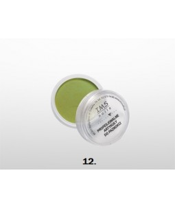 Puder akrylowy IMS kolor 10 ml nr 12 Pure Green
