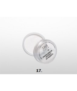 Puder akrylowy IMS kolor 10 ml nr 17 Glitter White
