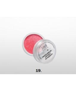 Puder akrylowy IMS kolor 10 ml nr 19 Glitter Fuchsia