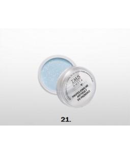 Puder akrylowy IMS kolor 10 ml nr 21 Glitter Seafoam