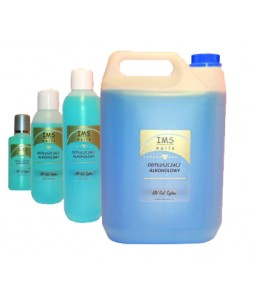 Odtłuszczacz IMS niebieski/GEL CLEANSER 500 ml